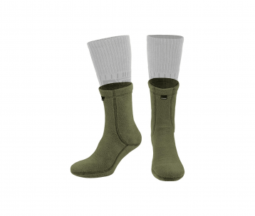 281Z Military Warm 6 inch Liners Boot Socks