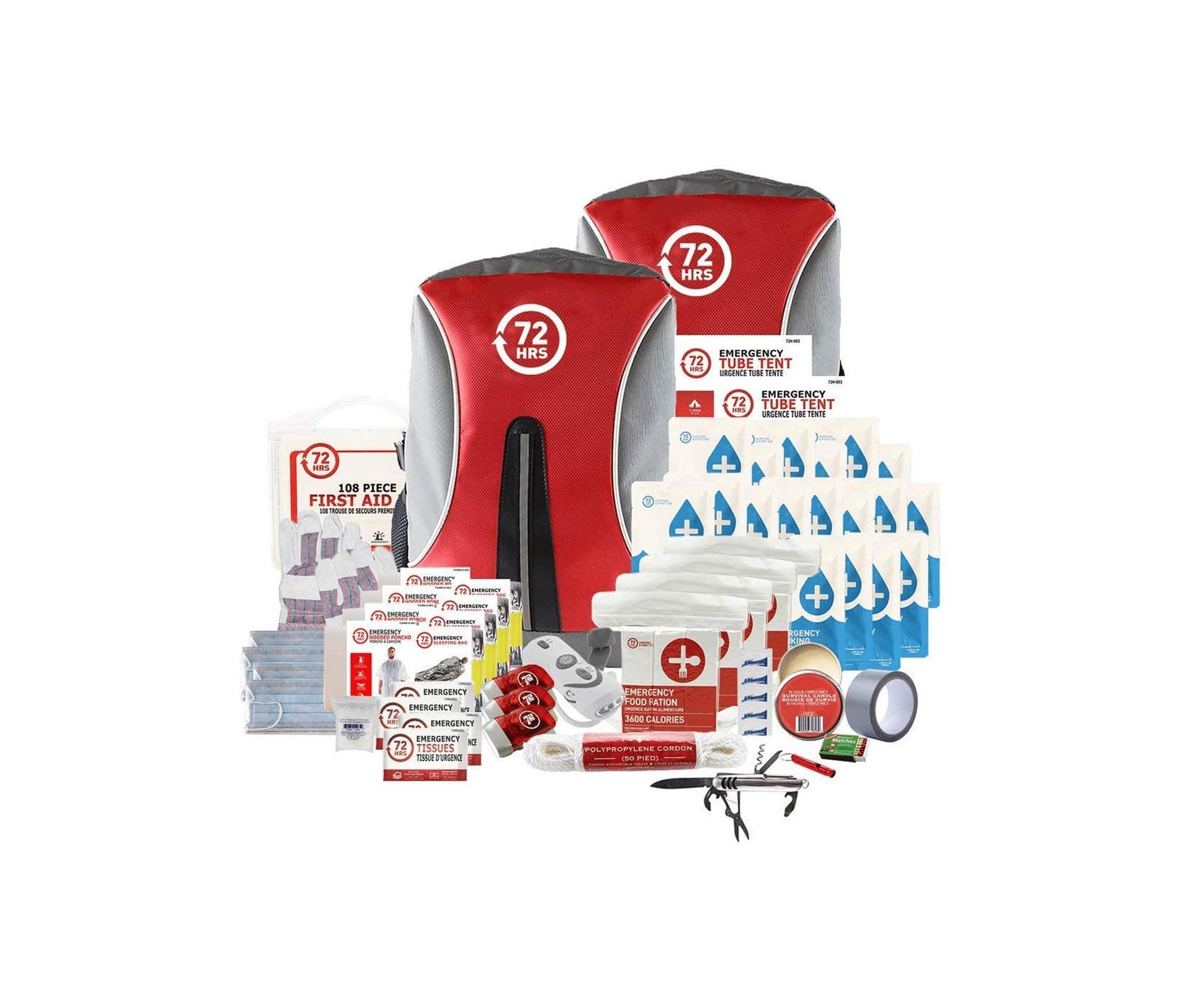 72HRS Earthquake Preparedness Kit