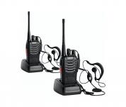 ANSIOVON Walkie Talkie Two-Way Radio