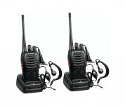 Arcshell Rechargeable Two-Way Radios