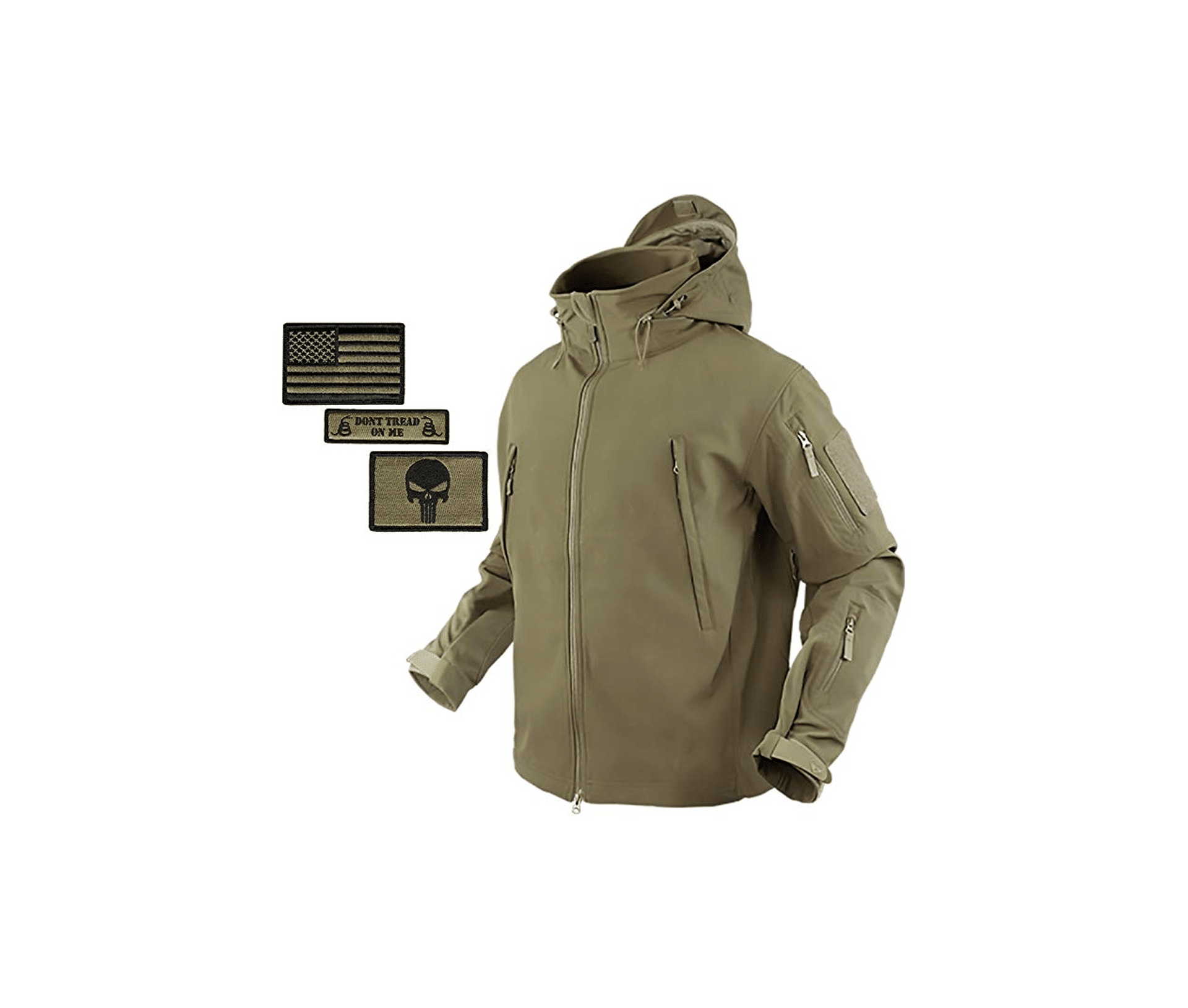 Condor Summit Softshell Tactical Jacket