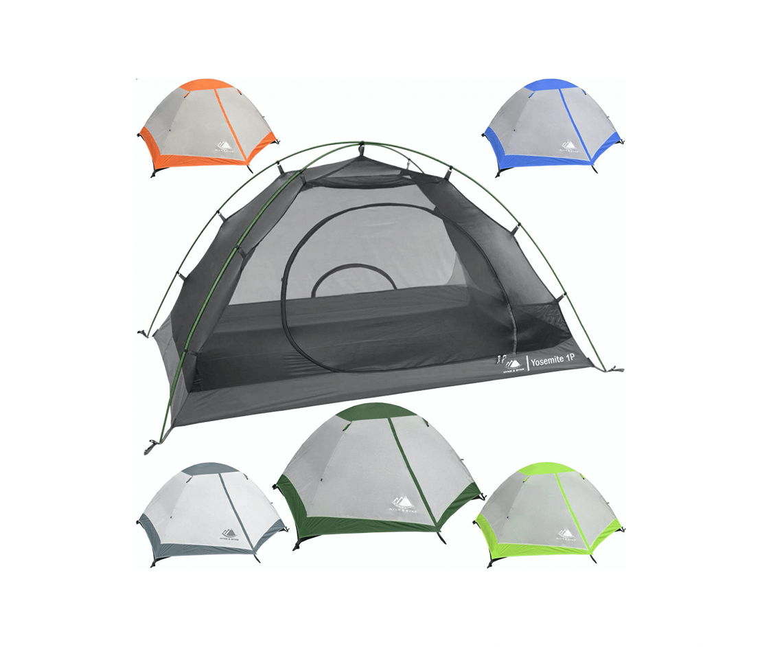 Image used in best ultralight tent review