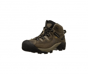 KEEN Men's Mid Waterproof Hiking Boot
