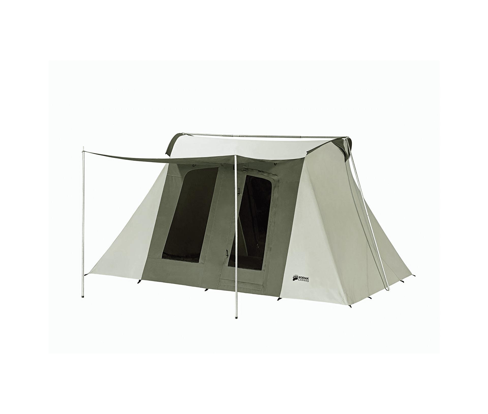 Kodiak Canvas Deluxe 8-Person Tent