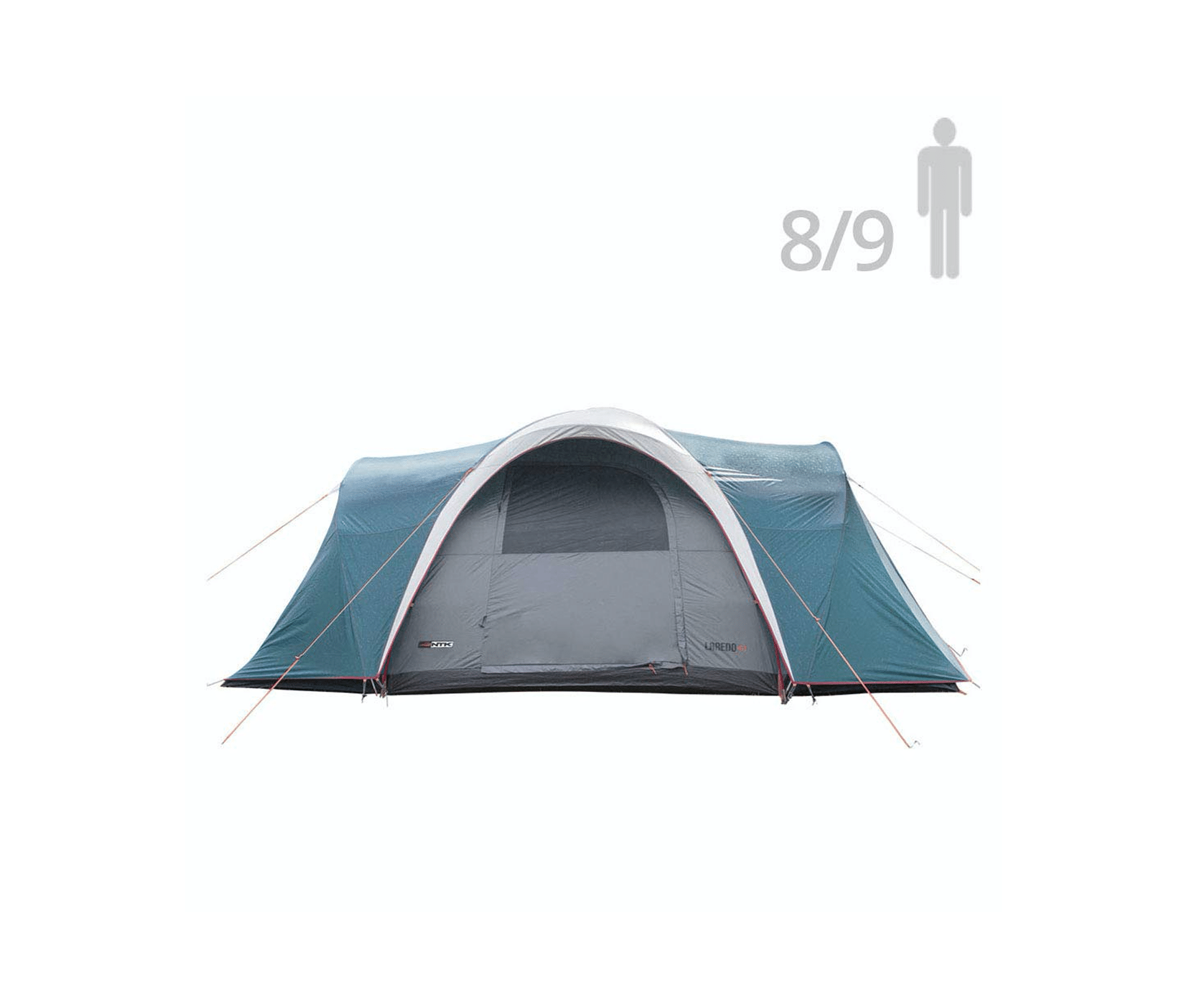 NTK Laredo GT 8 Person Camping Tent