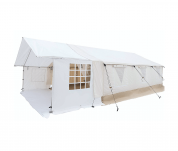 Outdoor Waterproof Large Canvas Wall Tent