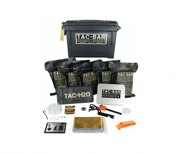 Tac-Bar Ready to Eat Tactical Food Rations