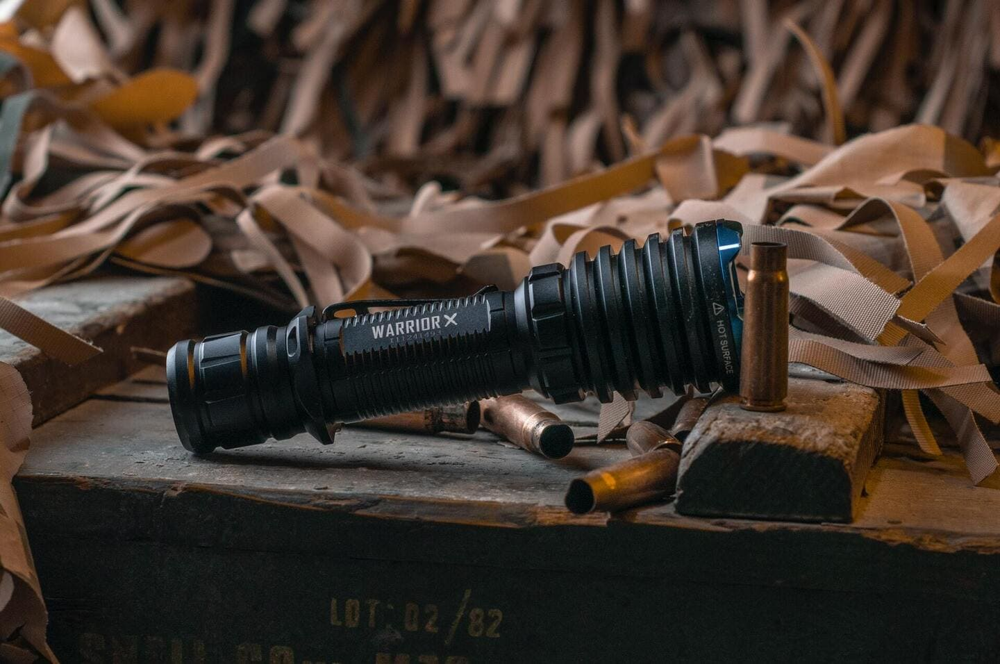 GearLight LED Tactical Flashlight S1000 x2Pack