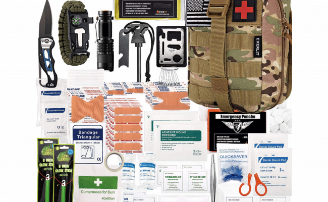 EVERLIT First Aid Kit