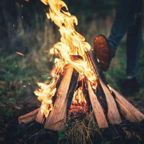 The Teepee Fire
