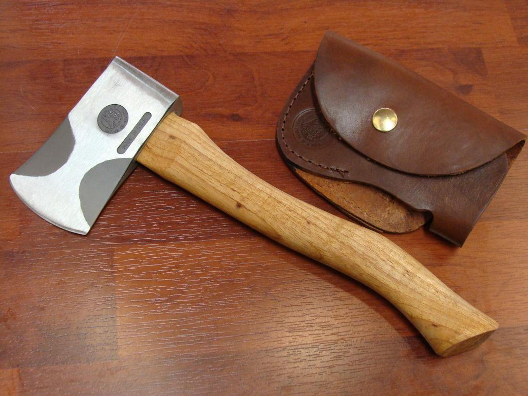 Knives of Alaska Hunters Hatchet