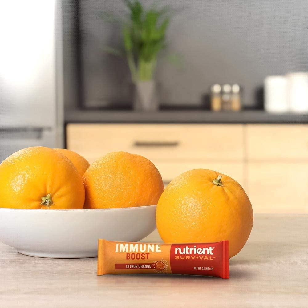 Nutrient Survival Immune Boost