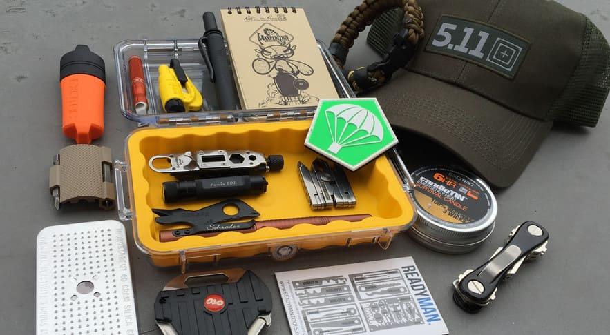 Wilderness Survival Packs